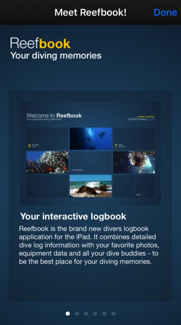 Reefbook Nitrox Rechner für iPhone – Cephei AG