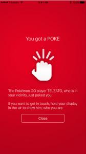 Poke-a-Team Finder für Pokémon GO (iPhone)