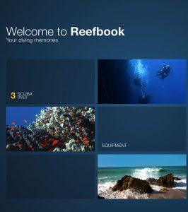 Reefbook Pro Taucher Logbuch – Tauchgänge, Fotos, Daten